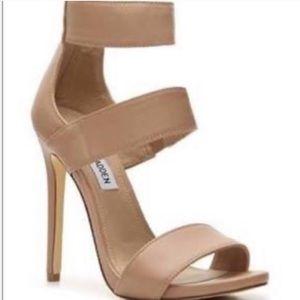 Steve madden Mira nude heels